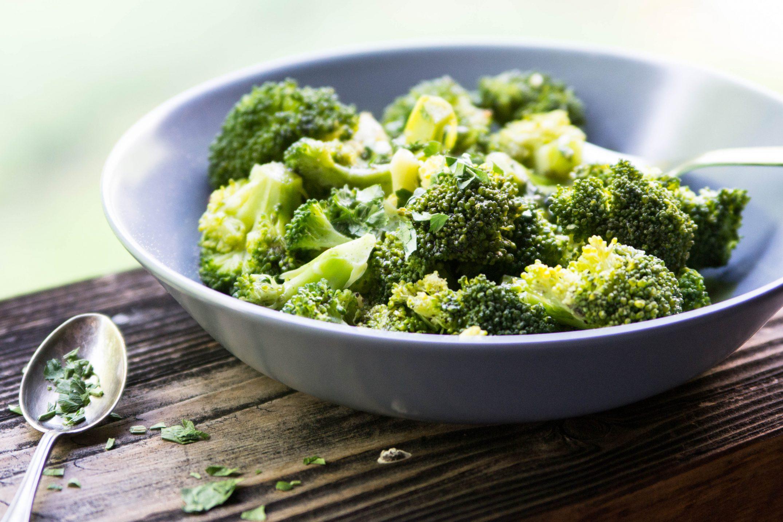 Broccoliröschen