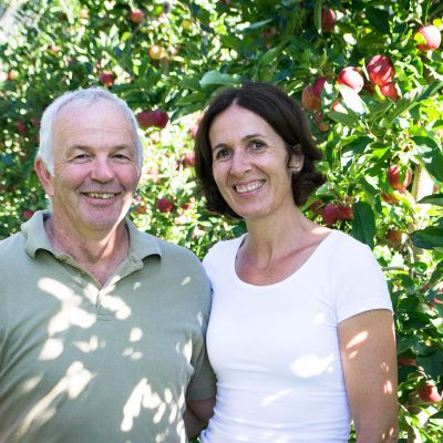 Thomas und Barbara Giner