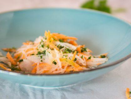 Rettich-Karotten-Salat