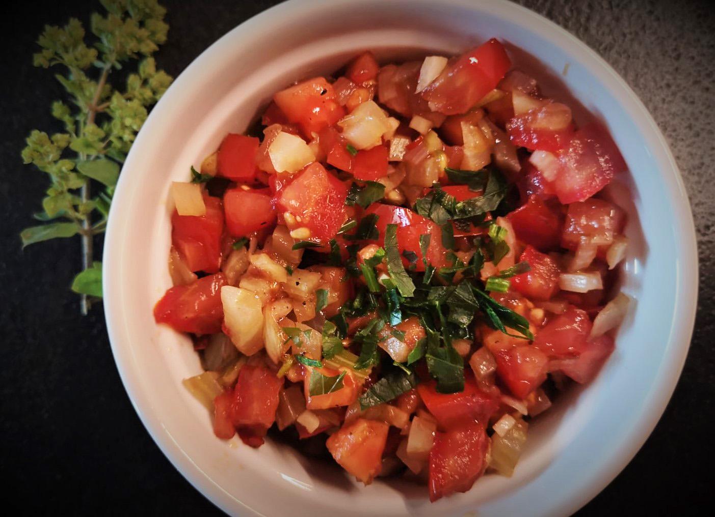 Chili-Fenchel-Salsa
